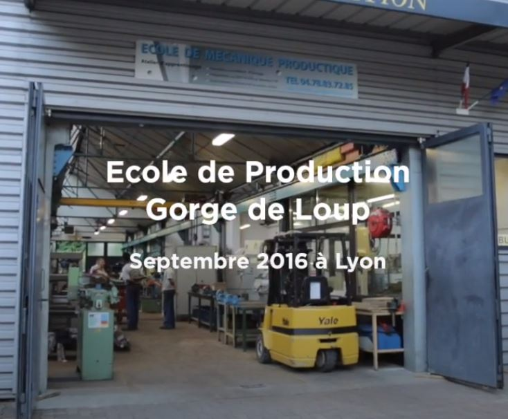 Reportage video 09.2016